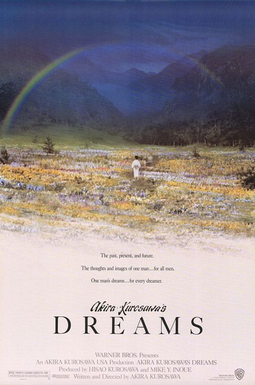filme sonhos akira kurosawa dublado