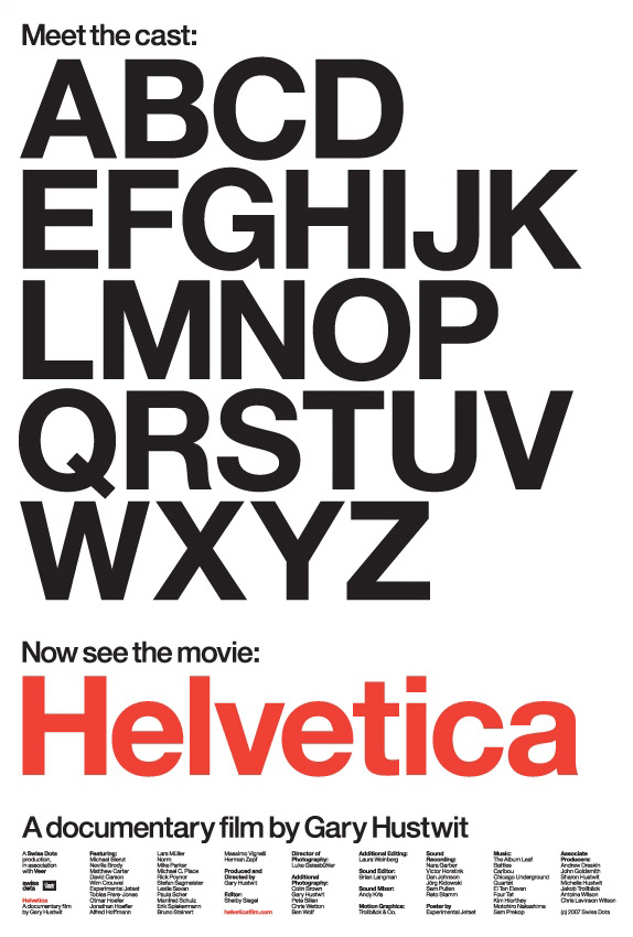 helvetica-poster