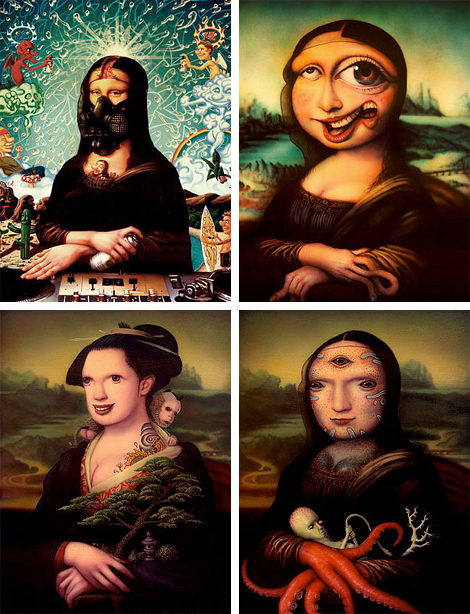 Mona-Lisa-Naoto-Hattori